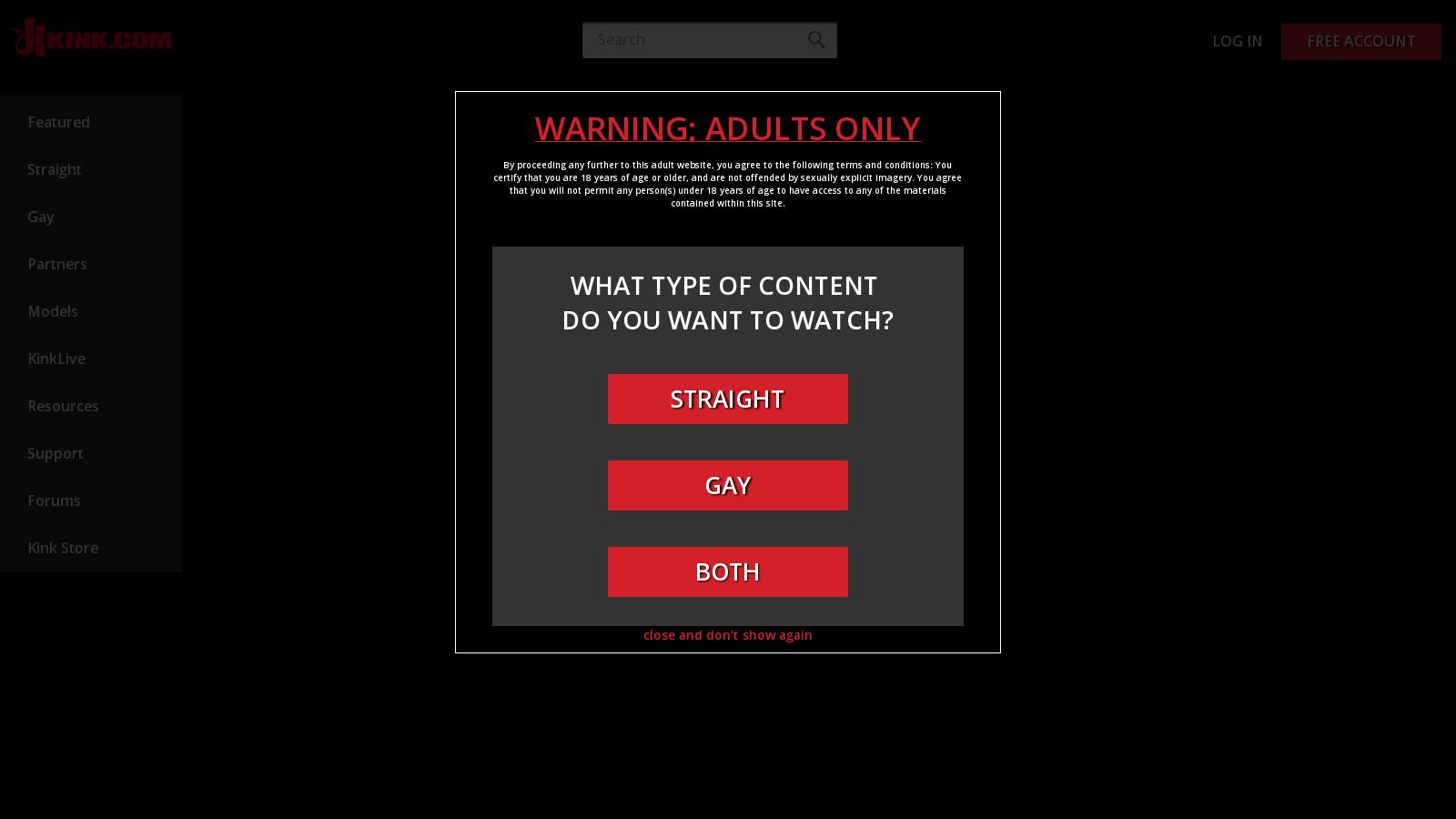 Kink websites