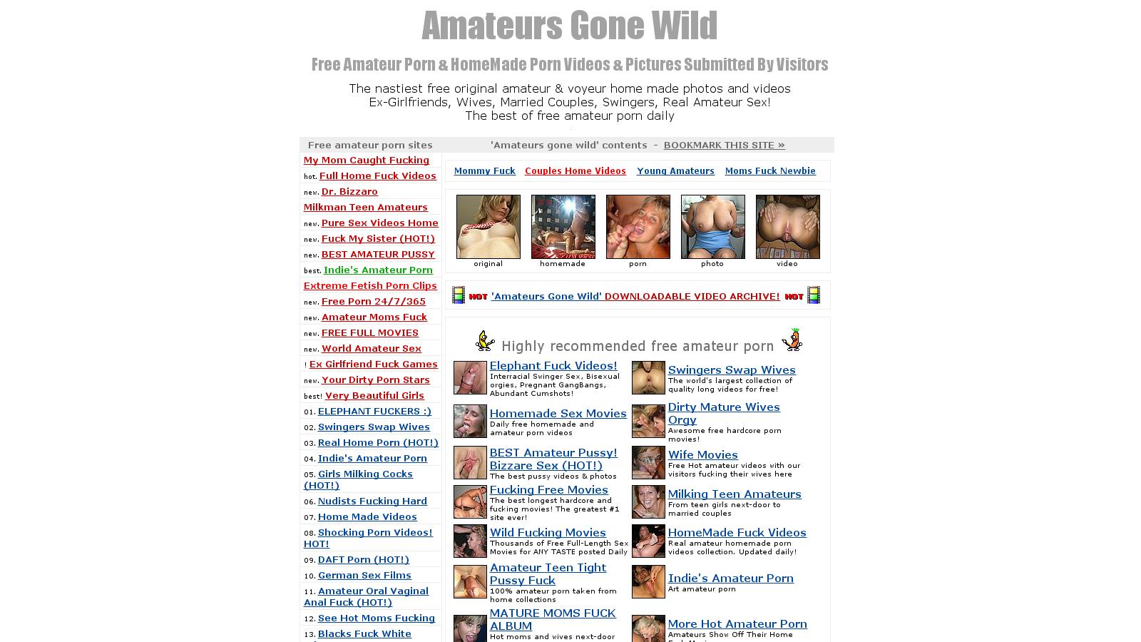 Amateurs Sites 31